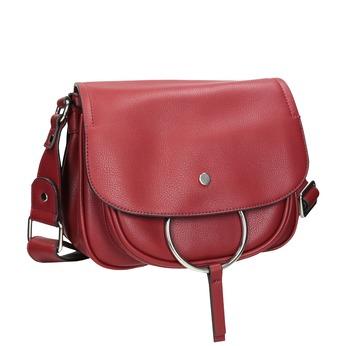 Rote Crossbody-Handtasche bata, Rot, 961-5161 - 13