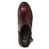 Knöchelschuhe der Weite H bata, Rot, 696-5625 - 26
