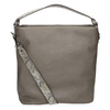 Damen-Hobo-Handtasche aus Leder mit Gurt gabor-bags, Braun, 961-8029 - 16