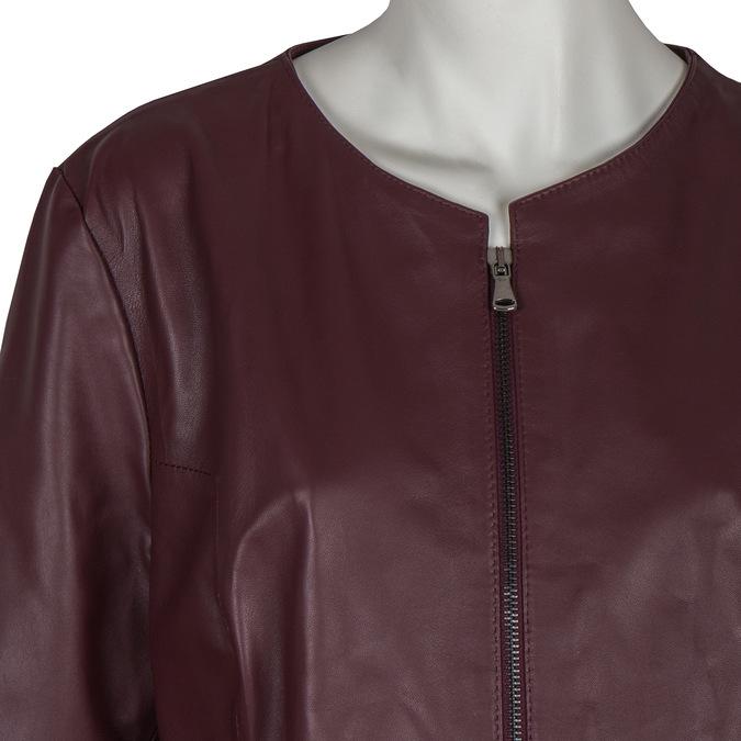 Damenjacke aus Leder bata, mehrfarbe, 974-0143 - 16