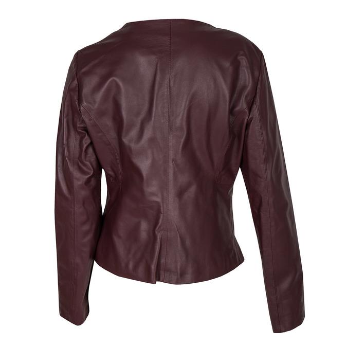 Damenjacke aus Leder bata, mehrfarbe, 974-0143 - 26