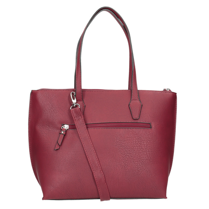 Rote Damenhandtasche gabor-bags, Rot, 961-5059 - 16