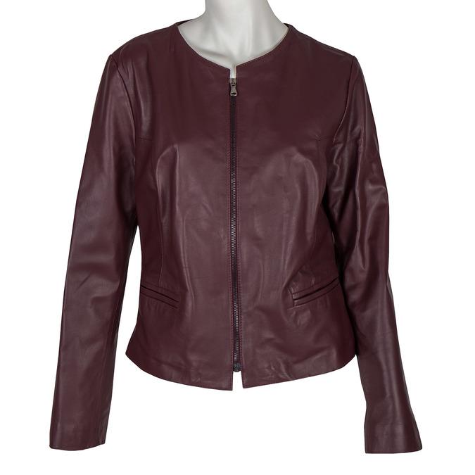 Damenjacke aus Leder bata, mehrfarbe, 974-0143 - 13