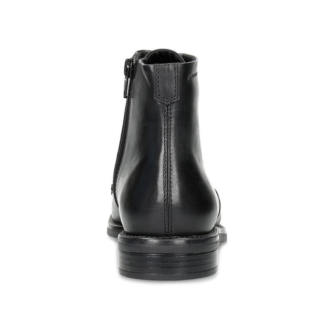 Damenstiefeletten aus Leder vagabond, Schwarz, 524-6010 - 15