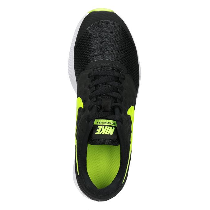 Sportliche Kinder-Sneakers nike, Schwarz, 409-6145 - 15