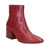 Rote Lederstiefel vagabond, Rot, 716-5038 - 13