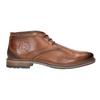 Herren-Knöchelschuhe aus Leder bugatti, Braun, 826-3005 - 26