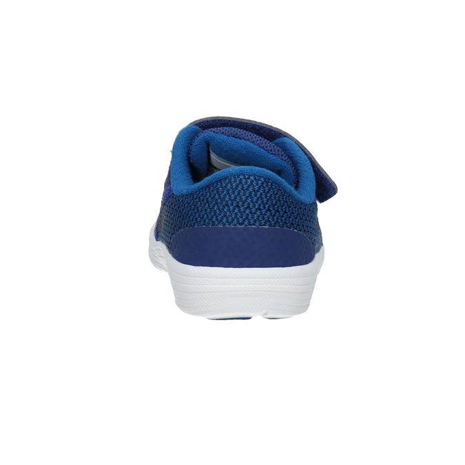 Blaue Kinder-Sneakers nike, Blau, 109-9132 - 16