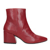 Rote Lederstiefel vagabond, Rot, 716-5038 - 26