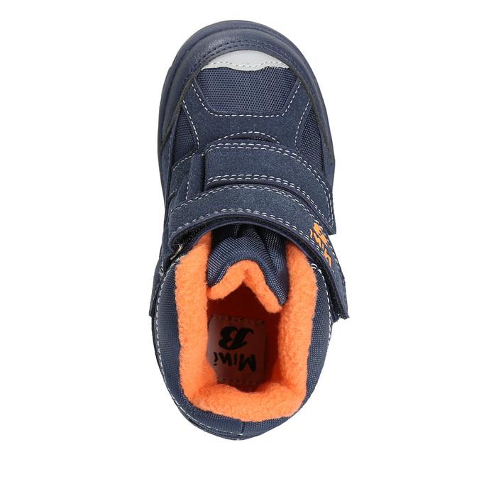 Kinder-Winterschuhe mit Klettverschluss mini-b, Blau, 291-9626 - 26