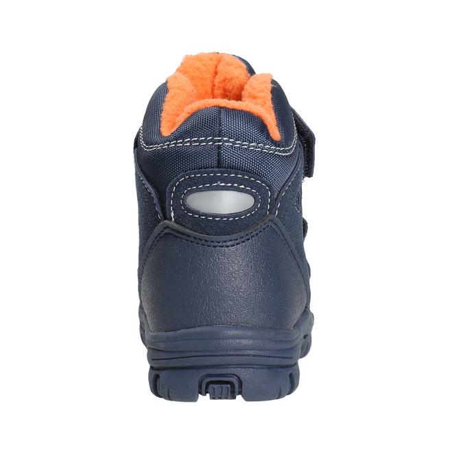 Kinder-Winterschuhe mit Klettverschluss mini-b, Blau, 291-9626 - 17
