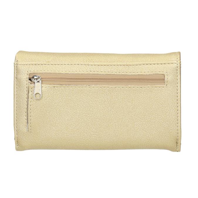 Damen-Geldbörse mit Reissverschlusstasche bata, 941-8156 - 16