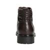 Knöchelschuhe aus Leder bata, Braun, 894-4694 - 16