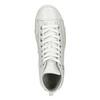 Weiße, knöchelhohe Sneakers diesel, Weiss, 501-6743 - 17