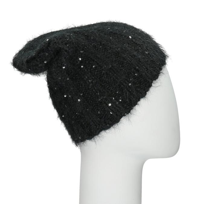 Mütze mit Flittern bata, 909-0686 - 26