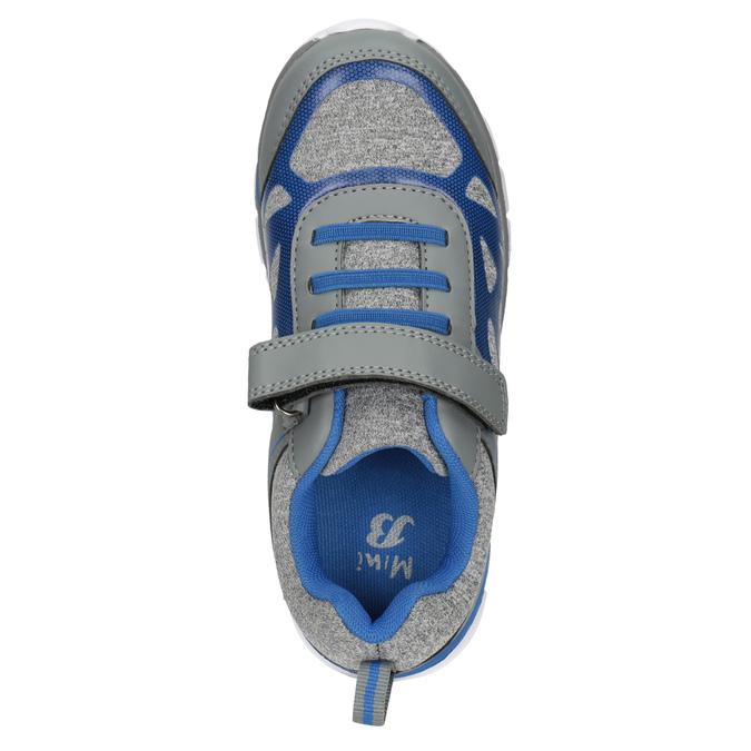 Sportliche Kinder-Sneakers mini-b, Grau, 319-2148 - 15