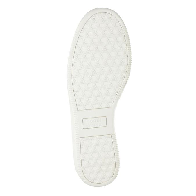 Knöchelhohe Damen-Sneakers north-star, Schwarz, 641-6600 - 19