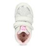 Graue, knöchelhohe Kinder-Sneakers bubblegummer, Grau, 129-2602 - 17
