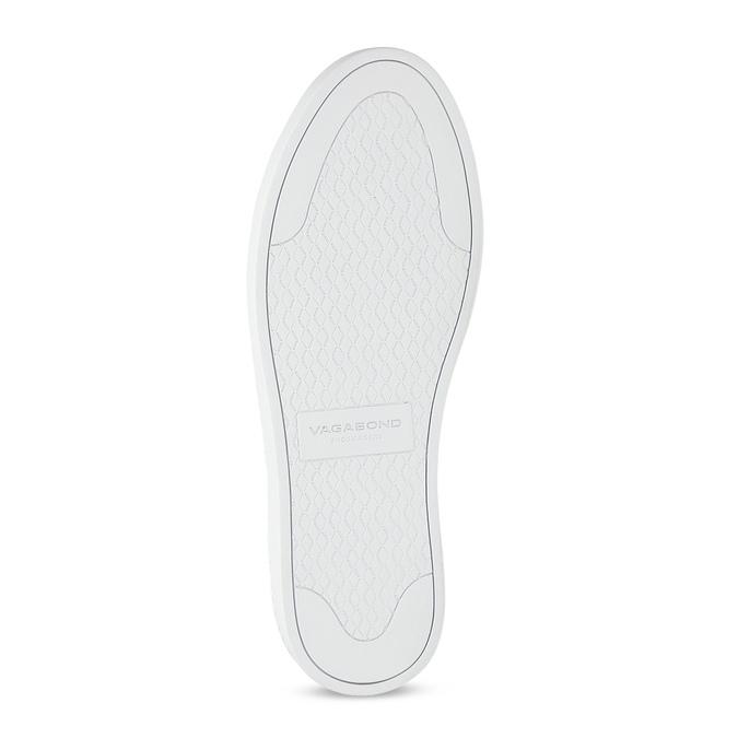 Schwarze Leder-Sneakers vagabond, Schwarz, 624-6014 - 18