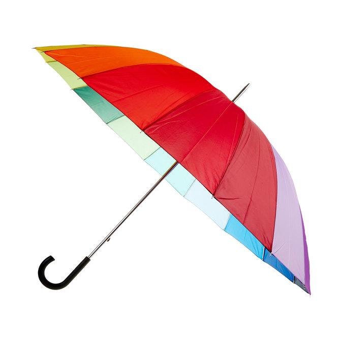 Farbiger Regenschirm doppler, mehrfarbe, 909-0186 - 13