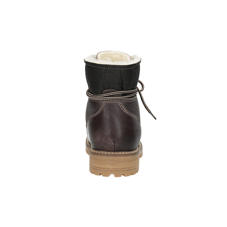 Weinbrenner Damen Winterschuhe aus Leder Alle Schuhe | Bata